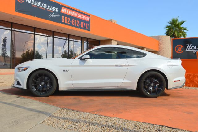 Pre-Owned 2017 Ford Mustang GT Premium Coupe 2D