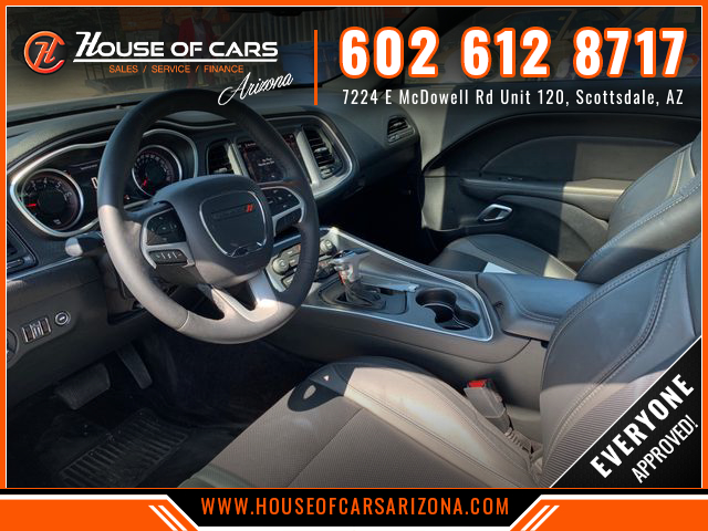 Pre-Owned 2018 Dodge Challenger SXT Plus Coupe 2D