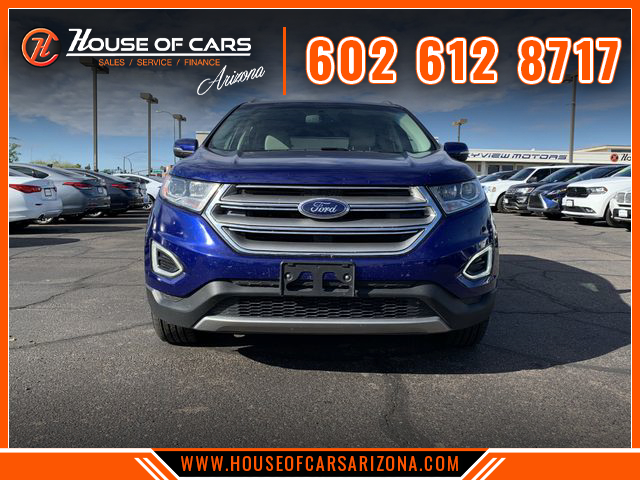 Pre-Owned 2015 Ford Edge Titanium Sport Utility 4D