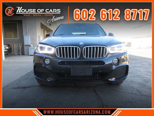 Pre-Owned 2016 BMW X5 xDrive50i Sport Utility 4D