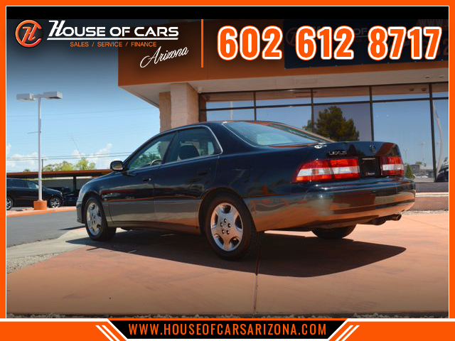 Pre-Owned 2001 Lexus ES ES 300 Sedan 4D