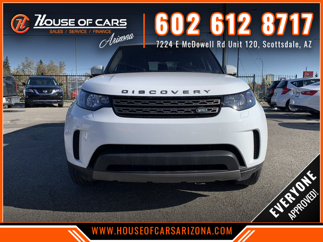 Pre-Owned 2018 Land Rover Discovery SE Sport Utility 4D
