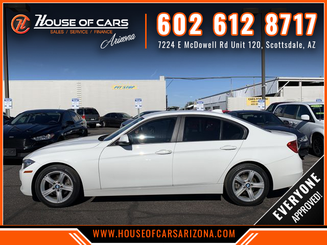 Pre-Owned 2013 BMW 3 Series 320i Sedan 4D