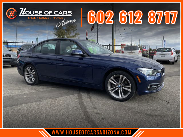 Pre-Owned 2018 BMW 3 Series 330i xDrive Sedan 4D