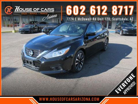 Pre-Owned 2018 Nissan Altima 2.5 SV Sedan 4D