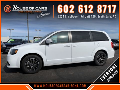 Pre-Owned 2018 Dodge Grand Caravan Passenger GT Minivan 4D