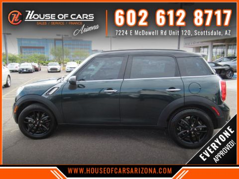 Pre-Owned 2012 MINI Countryman Cooper S Hatchback 4D